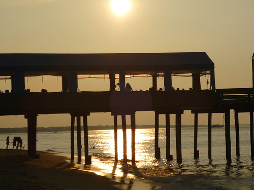 Sunset in Norfolk / Virginia Beach