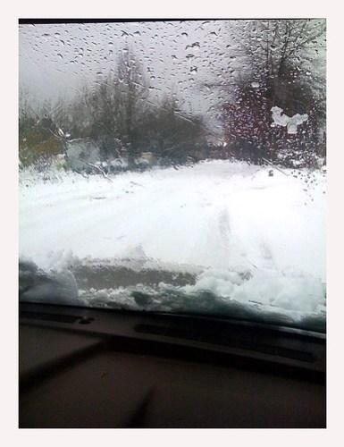 Neither rain nor snow nor sleet........