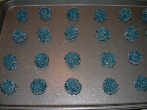 Blue Cookie Dough