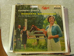 Roberta Sherwood Country Songs for City People LP