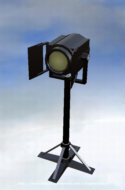 Lighting Console 01