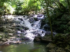 53ª Trilha: MTB e Trekking em 8 Cachoeiras da Reserva Ecológica em Três Barras - Santa Maria RS - 17.01.2009 por Clube Trekking Santa Maria RS - BRAZIL