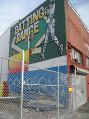 Last Trace of Coney Island Batting Range and Go Kart City. April 16, 2009. Photo © Tricia Vita/me-myself-i via flickr