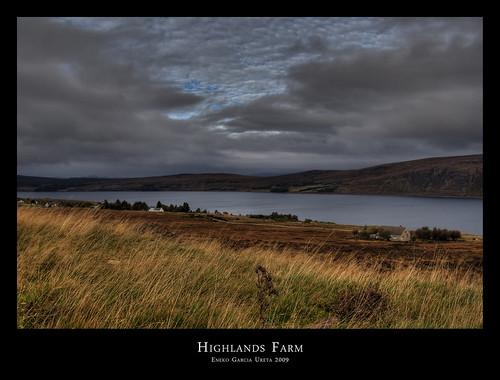 Viajando: Escocia (IV) - Highlands y Wester Ross (3/6)