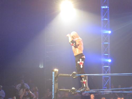 TNA Slammiversary: Scott Steiner vs. Matt Morgan