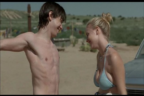 Justin Long Shirtless