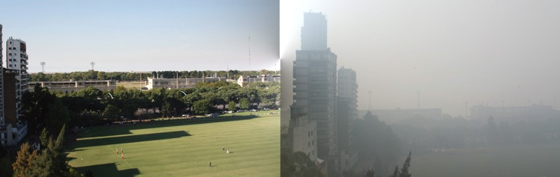 Buenos Aires Contrast