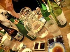 日本酒を飲む会2@海風土屋 通