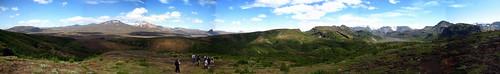 Thorsmork Hiking