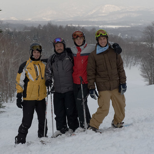 Grahams in Niseko