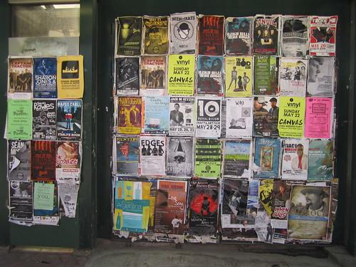Edmonton Event Posters