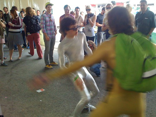 Dancin' Body Suit Dudes @ SXSW 2008