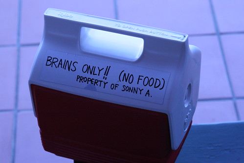 'Brains!', © joestump, Creative Commons Attribution License