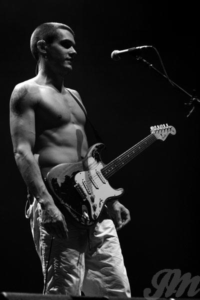 John Mayer in Dallas
