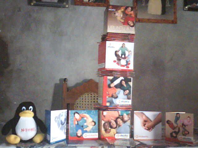 cds de ubuntu