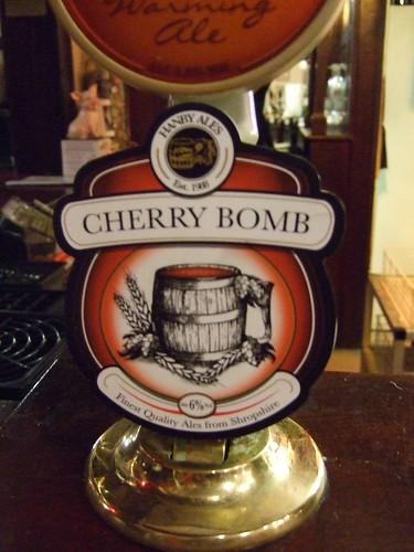 Cherry Bomb Ale