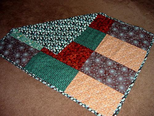 Grandparents' quilt