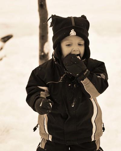 c snoweater
