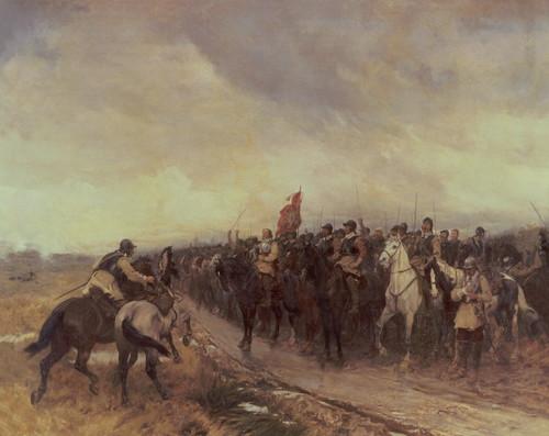 Cromwell y el New Model Army