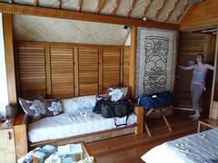 Bora Bora Pearl Room