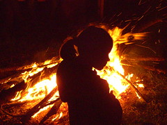 Campfire Child