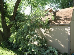 Mulvane Storm Damage, June 3rd, 2008