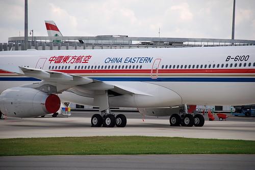 A330-343E MSN0928 B-6100 MU