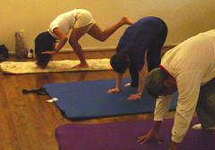 Feldenkrais Awareness Through Movement(R) lesson