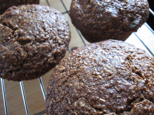 Rachael's muffins