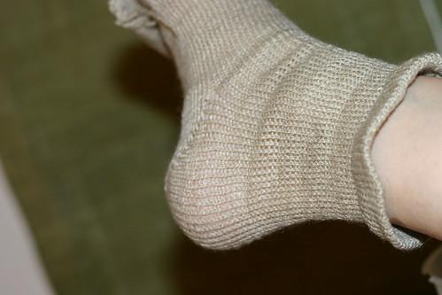 A heel!