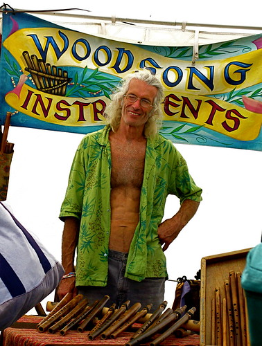 Woodsong Instruments by you.