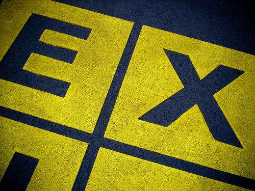 EX (berlin alphabets)