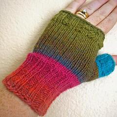 Ravelympics wristers (4)