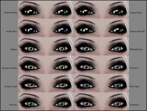 Miriel Eyes