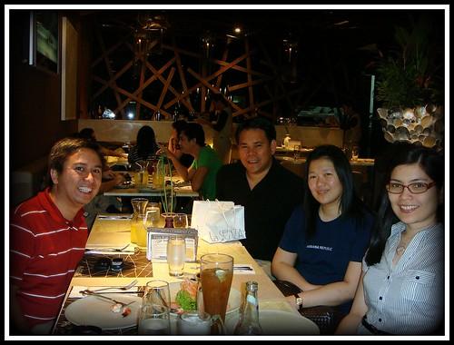 3-bloggers meet