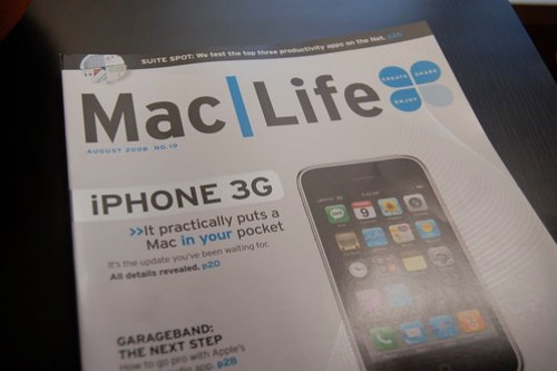 Mac|Life August 2008