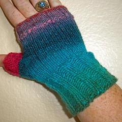 Ravelympics wristers (5)