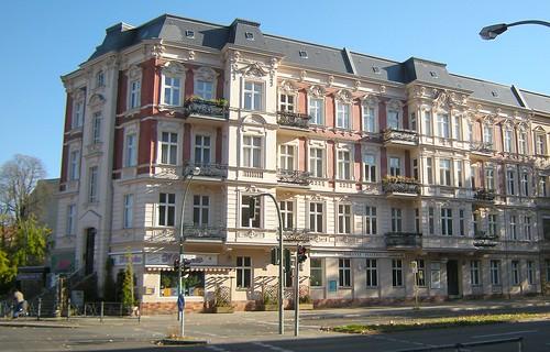 Haus in Berlin-Friedenau