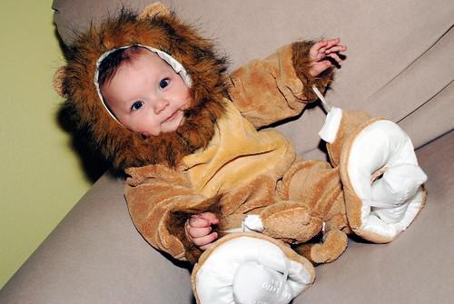 The Lion(ness)