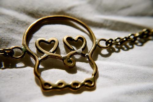 Skull Bracelet - Alexa Chung for Made