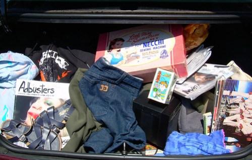 Junk In My Trunk 7-19-08