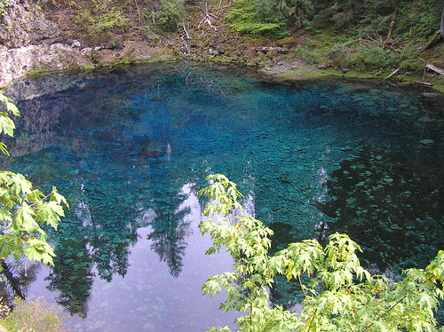 Tamolitch Dry Falls/ Blue Pool