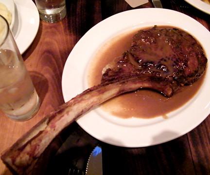"Animal Restaurant's ""109"" Steak by MyLastBite.com"