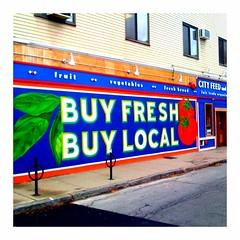 Buy Fresh, Buy Local (lomo)