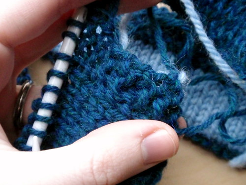 Andrew's sweater, take 2