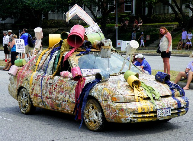 Houston Art Car Parade 2011 18