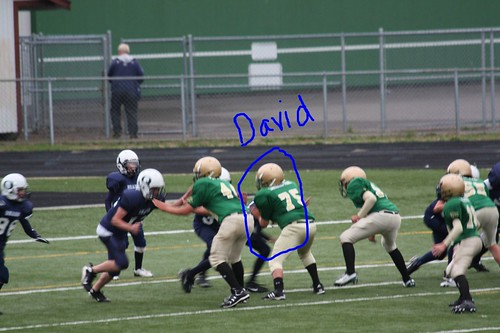 David tackle
