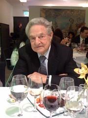 George Soros by seikatsu