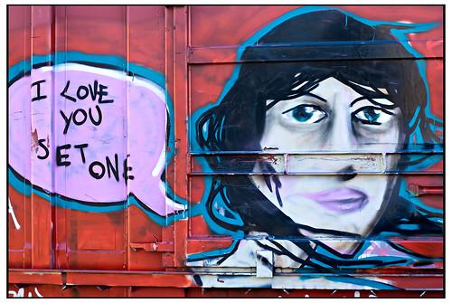 I Love You Set One - Goose Island Train