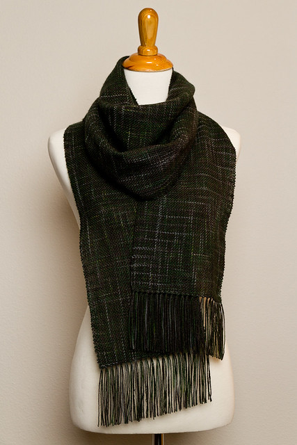 Thing a Week #12: Woven Scarf